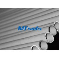 Quality UNS S31803 / S32750 / S32760 Duplex Steel Pipe / Cold Rolled tubing for sale