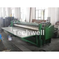 Buy cheap G550Mpa 0.18mm Cold Roll Forming Machine , Glazed Tile Roll Forming Machine from wholesalers