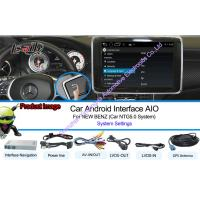 Quality Multi Language Navigation Box Android Auto Interface DVD Headrest Monitors for sale