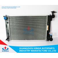 China High Performance Aluminum Car Radiators 16400-0t030 For Toyota Corolla 2007 on sale