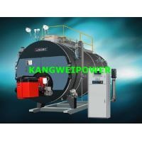 Quality Industry Biomass Coal Fired Steam Boilers Double Drum Chain Grate Combustion for sale