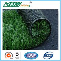 China Filed Green Outdoor Fake Grass Carpet Football Artificial Turf Synthetic Lawns on sale