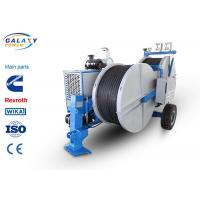 China GL2×35 Transmission Line Equipment Hydraulic Tensioner 77KW Diesel 24V Electric System on sale