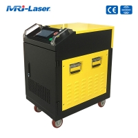Quality 500W Laser Cleaning System To Clean And Remove Rust for sale