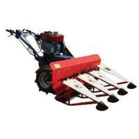 Quality hot sale paddy rice harvest machine with factory for sale