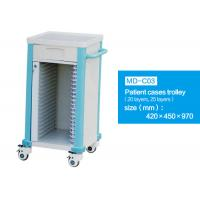 Quality Durable Medical Equipment Patient Cases Trolley Various Size Available for sale