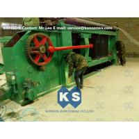 Quality High-Speed Gabion Production Line Netting Sheet Cutting Machinery 7.5kw 4300mm for sale