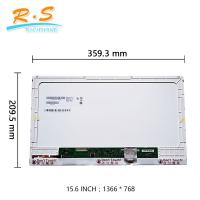 Buy cheap 15.6'' normal replacment screen for laptop 1366x768 N156BGE-L21 from wholesalers