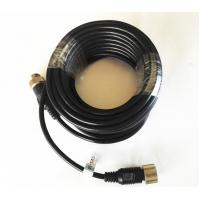 Buy Commercial Vehicle Backup Camera Extension Cable , 6 PIN MiniDin Extension Cables at wholesale prices