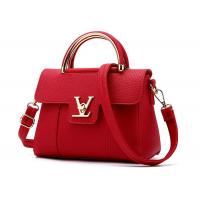 China Elegant Private Lable Soft Leather Handbags , Single Shoulder Bag For Ladies 103W on sale