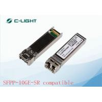 10GBASE-SR JUNIPER SFP Modules SFPP-10GE-SR Compatible , 300m MMF for sale