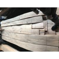 Buy Sliced Natural American Knotty White Oak Wood Veneer Sheet at wholesale prices