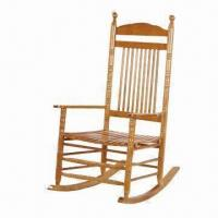 Quality Rocking Chair, Made of Castanopsis Cuspidata Wood for sale