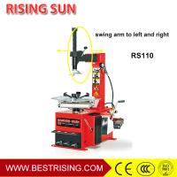 China Car used swing arm tire changer tire removal machine for workshop on sale