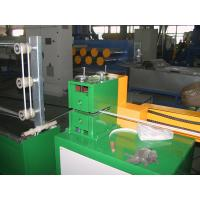 Quality 240kgs / h Plastic PP Strap Production Line / Plastic Strapping Machine for sale