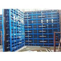 Quality Rigid Steel Frame Formwork , Steel Framing System For Concrete Construction Wall for sale