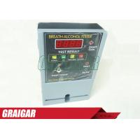 Quality Coin-operated Breath Alcohol Tester AT319 , Vending Alcohol Breath Analyzer Equipment for sale