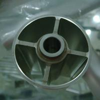 Buy cheap Aluminum extrusion profile, Buff anodizing from wholesalers
