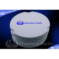 Buy High Strength Translucent Dental Zirconia Block For Dental Bridges And Crowns at wholesale prices