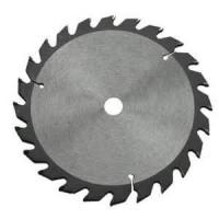 China Aluminum Cutting Tungsten Carbide Tipped Circular Saw Blade for profiles, solid blocks on sale