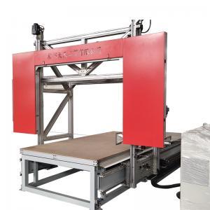 Buy cheap High Productivity High Precision CNC Fast Wire Puf Foam Cutter for Rigid Foam Sponge EVA from wholesalers