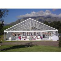Quality Large Clear Span Tent 15m X 30m  Aluminum Subframe For Party / Banquet for sale