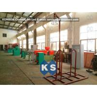 Buy cheap PVC Wire Coating Machine 120mm x 150mm for PVC Coated Hexagonal Wire Mesh from wholesalers