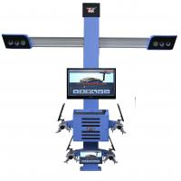 Quality T75 4 Wheel Drive Wheel Alignment 3EXCEL High Accuracy 3D With Automatic Tracing for sale