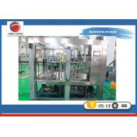 Buy Washing Filling Sealing 3 in 1 Monoblock Drink Water Filling Machine for Pet at wholesale prices
