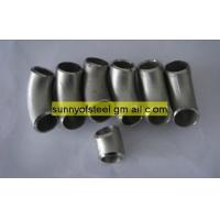 Quality ASTM B-366 ASME SB-366 UNS NO8810 pipe fittings for sale
