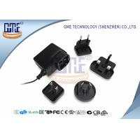 Quality Glucose Meter Interchangeable Plug Power Adapter 6v 250mA Max Input Current for sale