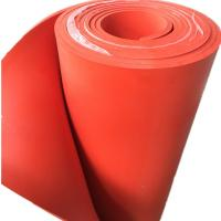 Buy cheap cloth insertion rubber sheet from wholesalers