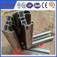 Quality Casement aluminum extrusion windows and doors for office building for sale