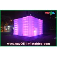 Quality Lighted Inflatable Air Tent Wedding Decoration Air Inflatable Tent for sale