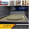 PVC film laminating machine on the door MDF panel vacuum membrane press machine for sale