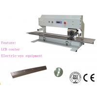 Quality PCB Depaneler With Circular And Linear Blades For PCB Cutting Machine for sale