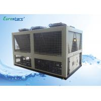 Quality Eurostars High Eer Air Cooled Water Chiller R407C Air Chiller Unit Industrial Chiller for sale