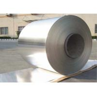 China Chocolate Wrapping Paper Aluminum Foil Jumbo Roll Thickness 6micron - 200micron on sale