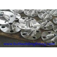 Quality Welding Neck Forged Steel Flanges , 3'' 316L Class300 WN RF Flange for sale