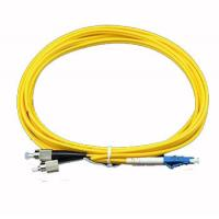 Buy High Quality Fiber Optic Cable Single Mode FC-LC , Duplex ( SM DX ) at wholesale prices