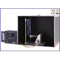 Quality Laboratory Fire Testing Equipment For Fabrics NFPA 701 Test Method 1 for sale