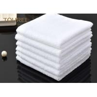 Quality Cotton White Quick Drying Pool & Gym Face Towel 40 by 80 for sale
