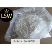 China White Color SARMs Raw Powder GW-501516 / GSK-516 99% Purity For Weight Loss on sale