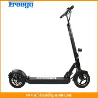 Quality CE FCC Approval Big Wheel Electric Kick Scooter Adult Electric Scooter Skateboard for sale