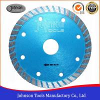 Quality High Speed 105mm Ceramic Tile Saw Blades For Wall Tile / Floor Tile for sale