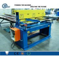 Buy Powerful Roof Tile Metal Steel Slitting Line 235MPa / 345MPa / 550MPa at wholesale prices