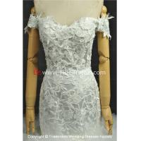 Quality NEW!!! Off shoulders Mermaid wedding dress Bridal evening gown #AS9135 for sale