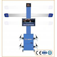 Buy cheap Automatic 3D Wheel Aligner Machine Tire Balancing With Multi Languages Database from wholesalers