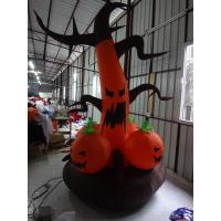 Quality Halloween Party Gaint Inflatable Holiday Decorations Funny Customized for sale