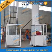 China Portable 3M Hydrualic Small Home Lift Elevator Wheelchair Lift For Apartments on sale
